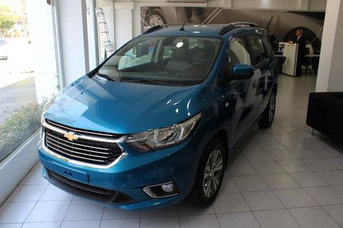 Nueva Chevrolet Spin 1.8 Lt 5as 105cv L19 Nueva Versión #gd