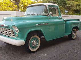 Chevrolet/gm 3100 Marta Rocha Pick Up 1956