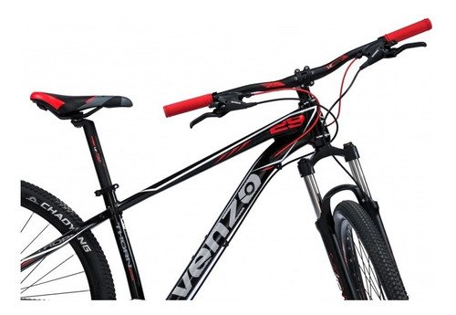 Bicicleta Venzo Thorn Revo Rod 29 24 Vel Shimano Hidraulico
