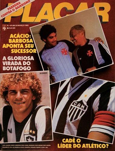 Revista Placar Nº 670 - 25.03.1983.