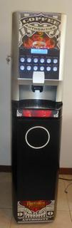 Maquina De Cafe Para Cafe En Grano Automatica 12 Bebidas