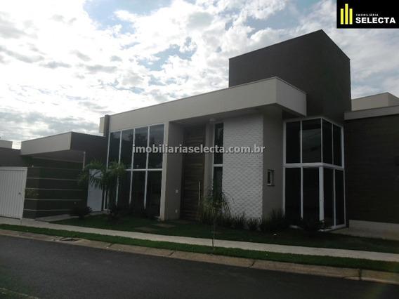 Casa Condomínio 3 Quartos Para Venda No Village Damha Rio Preto Ii Em São José Do Rio Preto - Sp - Ccd3702