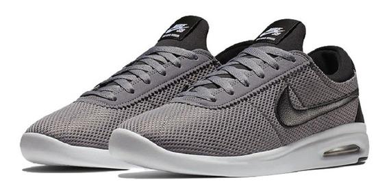 Zapatillas Nike Sb Air Max Bruin Vapor Hombre Gris Nike Sb