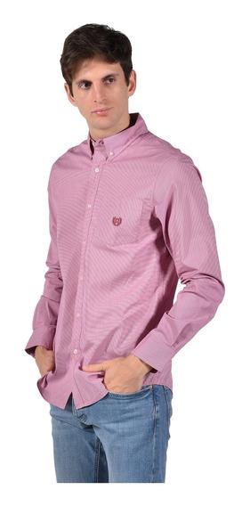 Camisa Chaps Hombre 750722883-31v5 Fuscia