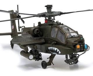 Helicóptero Ah-64d Apache Longbow Unimax 1:48