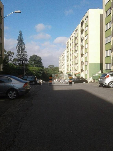 Apartamento Residencial À Venda, Jardim Santa Mônica, São Paulo. - Ap0668