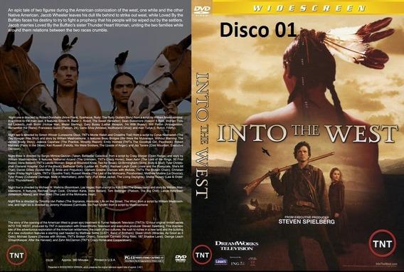 Dvd Into The West - A 1º Temporada Completa - Legendado