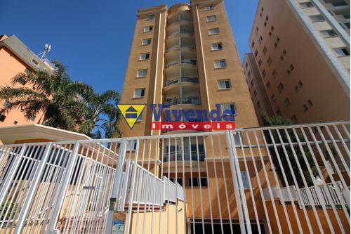 Imagem 1 de 15 de Excelente Apartamento Em Aldeia Da Serra. - As16310