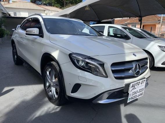 Mercedes Gla 200 Advance Flex Automático Ano 2017