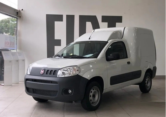 Fiat Fiorino Gnc 0km Retira $270.000 O Usado + Cuota Fija X-
