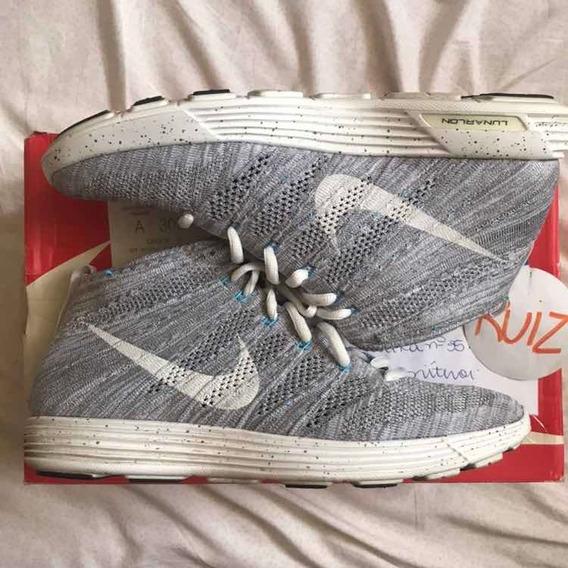 Tênis Nike Flyknit Chukka Htm Snow Pack