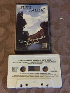 Cassette Suite Aisen / Ivan Barriento Garrido