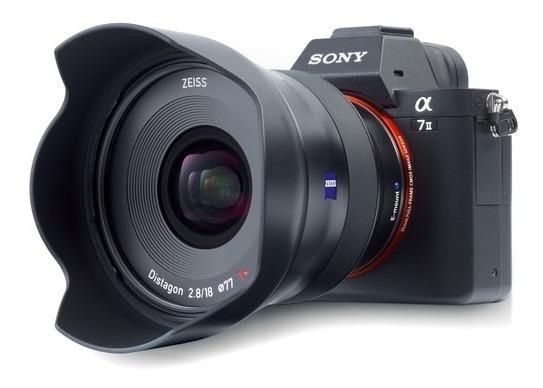 Lente Zeiss Batis 18mm F/2.8 Para Sony E-mount