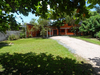 Casa Para Locação Temporada No Centro Em Guaratuba - Pr - 1073