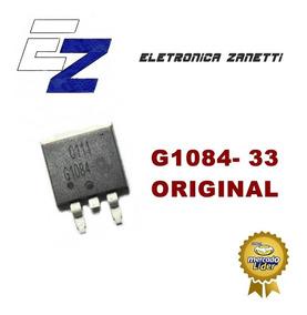G1084 33 Reg. 3,3v To 252 Smd (pequeno) Carta Reg. R$ 10,00