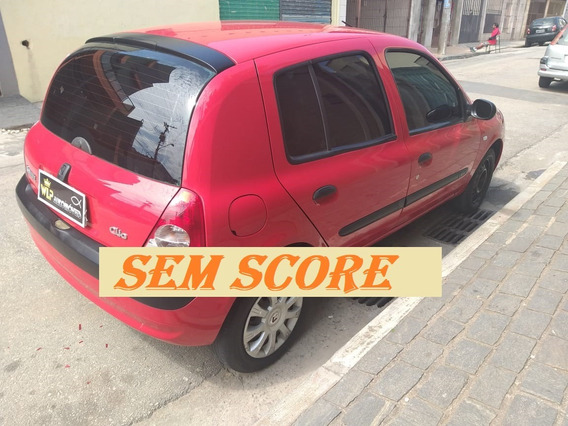 Renault Clio 2004 Financiamento Score Baixo Ficha No What
