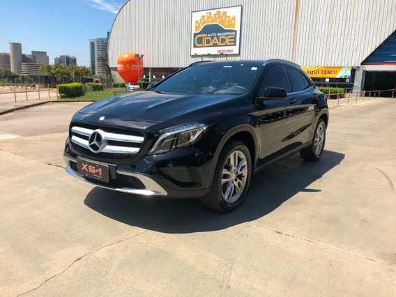 Mercedes-benz 2016 Gla 1.6 Style Turbo Flex 5p