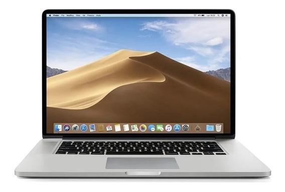 Apple Macbook Pro Retina 15 2014 I7 16gb Video 2gb Ssd 500gb
