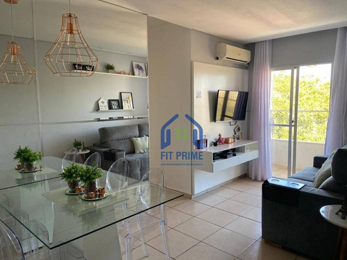 Apartamento Com 3 Dormitórios À Venda, 66 M² Por R$ 260.000,00 - Higienópolis - São José Do Rio Preto/sp - Ap1399