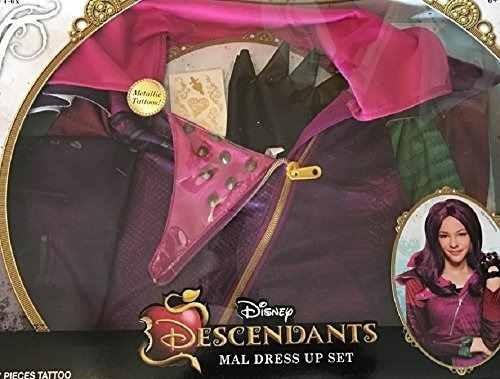 Juguete Descendientes De Disney Traje Mal De Vestir Juego