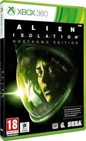 Jogo Para Xbox 360. Alien Isolation Nostromo Edition