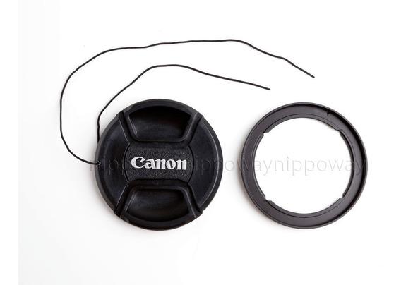 Tampa Canon Adaptador Sx50 Sx60 Sx520 Sx530