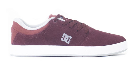 Tenis Dc Shoes Crisis Bordo Adys100029l5bd Original
