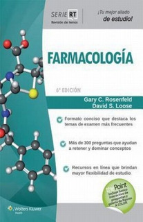 Serie Rt. Farmacología 6 Ed.