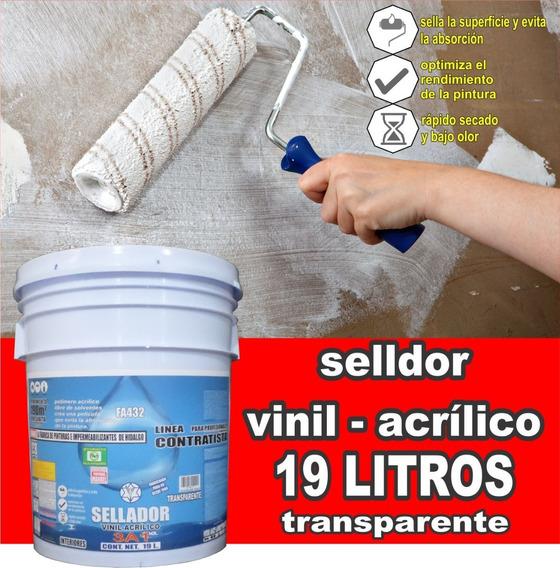 Sellador M1 Vinil Acrílico Base Agua