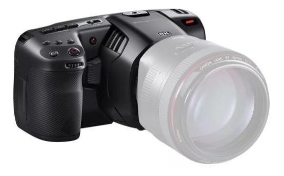Blackmagic Design Pocket Cinema Camera 6k - Pronta Entrega!