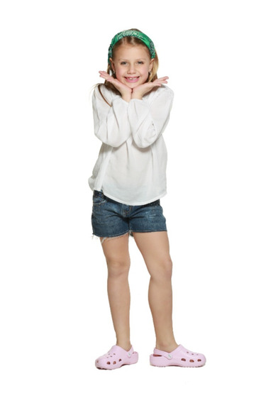 Sandália Babuche Spoon Kids Extra Macio