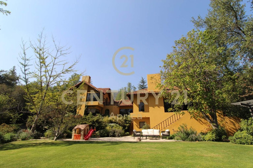 Casa En Venta, El Arrayan
