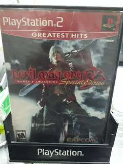 ** Devil May Cry 3 Dante