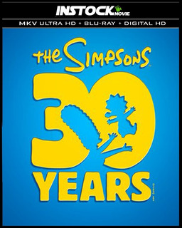 Serie Los Simpson 30 Temporadas Entrega Inmediata Digital