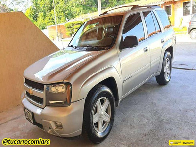 Chevrolet Trailblazer Sincronico