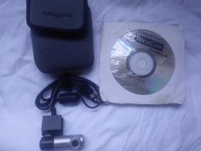 Creative Webcam Modelo Pd1170 Notebook Xp 2000 98/98 Se/me