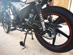 Motocicleta Loncin Lx125-76a 125cc