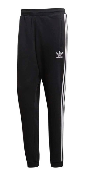 Pantalon adidas Originals Moda 3 Tiras Hombre N