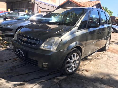 Chevrolet Meriva Mod10 Anticipo $225.000 + Cuotas Fijas