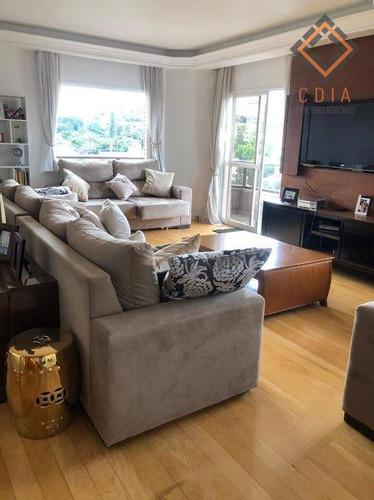 Apartamento Para Compra Com 3 Quartos E 3 Vagas Localizado No Higienópolis - Ap54299