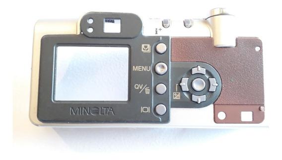 Camara De Fotos Minolta Dimage F200 Para Repuestos