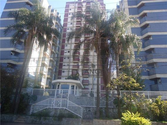 Apartamento Com 3 Dormitórios À Venda, 86 M² Por R$ 420.000,00 - Vila Itapura - Campinas/sp - Ap18328