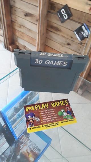 Cartucho De 30 Jogos Dynacom
