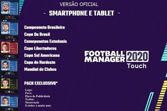 Fm Touch Oficial Em Português 3d Disponível Para Tablet