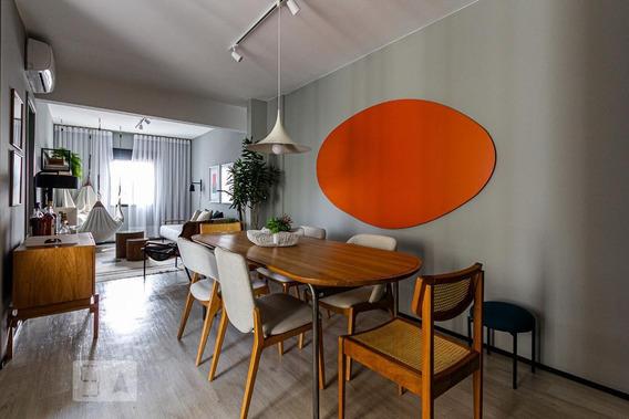 Apartamento Para Aluguel - Cambuí, 2 Quartos, 74 - 893074605