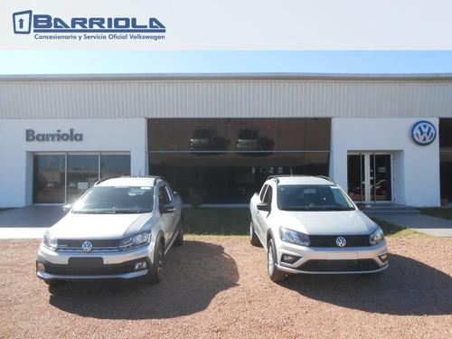 Volkswagen Saveiro Doble Cabina 2021 0km - Barriola