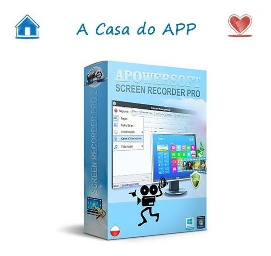 Melhor Q Camtasia Apowersoft Screen Recorder Pro Gravar Tela