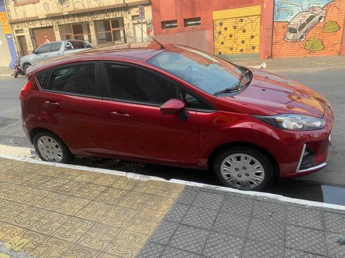 Ford Fiesta 2019 1.6 16v Se Flex 5p