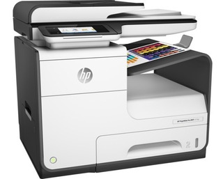 Impresora Multifuncion Hp Pagewide Pro 477dw