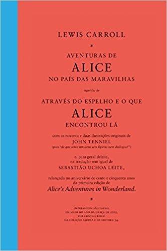 Alice - Caixa Com 2 Volumes - Lewis Carroll